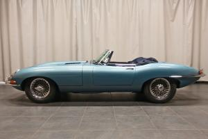 Jaguar: E-Type Series 1