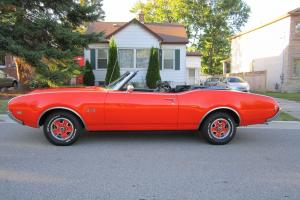 Oldsmobile: Cutlass 442 CLONE Photo
