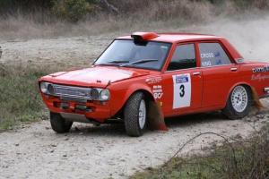 Datsun 1600 SR20 Turbo Rallycar in NSW