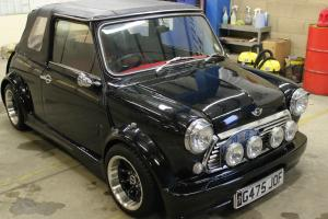 1990 ROVER MINI MAYFAIR BLACK