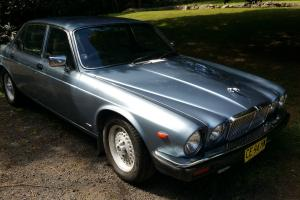 Jaguar XJ12 in NSW