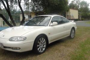 Mazda MX6 4WS 1994 2D Coupe Automatic 2 5L Multi Point F INJ in QLD