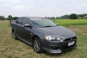 Mitsubishi Lancer VR X 2008 4D Sedan Automatic 2L Multi Point F INJ 5 in VIC