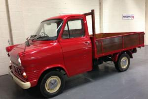 1968 FORD TRANSIT MK1 DROPSIDE V4 PETROL,SUPERB THROUGHOUT,ONE OF THE FINEST....