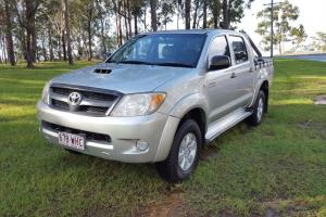 2006 Toyota Hilux Dual CAB Turbo Diesel ONE Owner LOW KMS