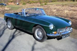 MGB Roadster With Heritage Shell 1967 Photo