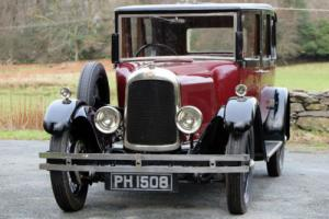 1927 Lagonda 14/60 Six Light Saloon