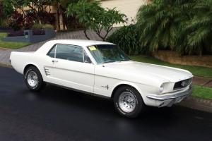 1966 Ford Mustang Coupe in NSW