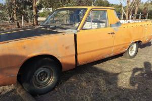 VG Valiant UTE Suit Restoration Brand NEW Floor Pans Worth $520 NO Reserve in VIC