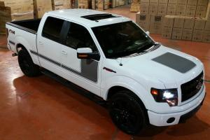 Ford: F-150 FX4 DECOR PACKAGE