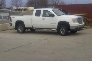 GMC: Sierra 2500 HD 2500 SLE