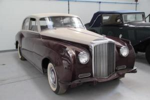 Bentley S1 James Young Saloon Photo