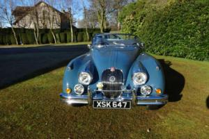 1960 Jaguar XK150 DHC Drophead Coupe Manual