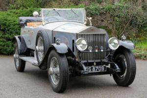 1928 Rolls-Royce Phantom I Open Tourer 3EF