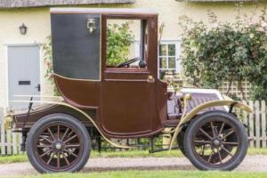 1904 Dedion Bouton 8hp Model V Coupe