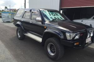 Toyota 4 X4 Auto Surf 3 Litre Turbo Diesel in QLD