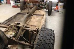VW Chassis in QLD