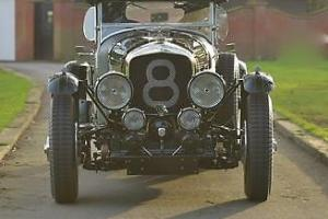 1950 Bentley Speed eight by Racing Green Photo