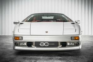 A Beautiful UK Lamborghini Diablo Roadster VT - Very Low Mileage!