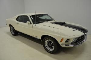 Ford: Mustang Mach 1 351