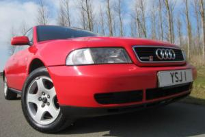 AUDI A4 2.6 QUATTRO *** RARE TO FIND NOW IN THIS CONDITION ~ 20 YRS OLD *** Photo