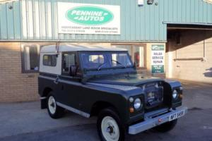 1982 X LAND ROVER SERIES 111 2.3 4 CYL 5D