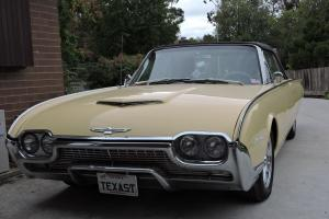 Ford Thunderbird Convertable 1961 in VIC