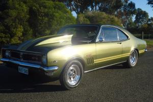 HT GTS Monaro Registered Engineered BIG Block Tuff Suit HK HG Holden in SA