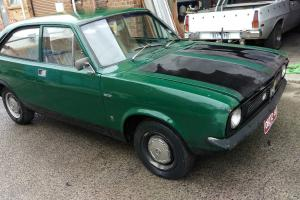 1972 Morris Marina Coupe Deluxe Complete Driving Plus Parts CAR Minus Engine in VIC
