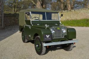 "Land Rover Series 1 80"" 1951 Fantastic Condition"