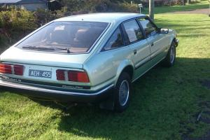 Rover SD1 Vanden Plas in VIC