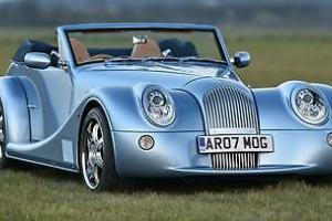 2007 Morgan Aero 8 Series 3. Photo