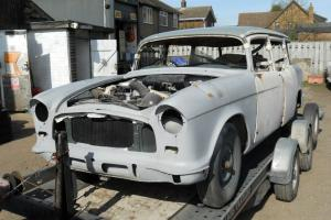 Humber Super Snipe series 1 estate ,1958, BARN FIND