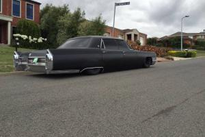 1965 Cadillac Fleetwood Bagged BIG Block Caddie Airbags in VIC