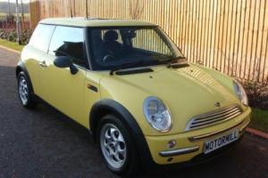 2003 53 MINI HATCH 1.6 ONE 3D 89 BHP