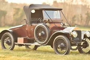1913 Wolseley 24/30HP Two-Seater Photo