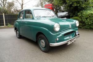 STANDARD EIGHT 803cc 1955 REG SBJ477,