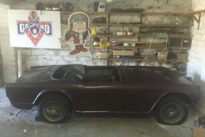 Triumph TR4 Partly Restored in VIC