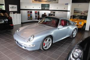 Porsche: 911 Turbo Coupe 2-Door