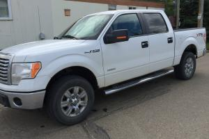 Ford: F-150 XLT Crew Cab Pickup 4-Door