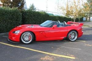 Dodge: Viper SRT-10 Convertible 2-Door