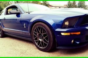 Ford: Mustang Shelby GT500 Coupe 2-Door