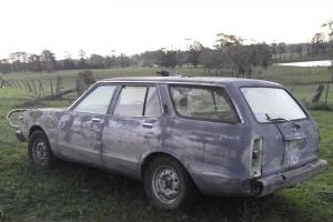 1980 200B Datsun Stationwagon in NSW