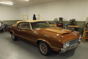 Oldsmobile: 442 cutlass supreme