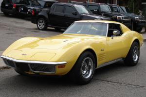 Chevrolet: Corvette Stingray 454
