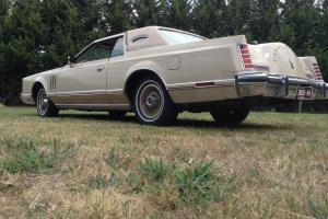1979 Lincoln Continental Cartier Edition V8 in VIC
