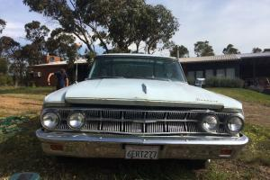 1963 Mercury Monterey in VIC