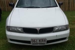 Mitsubishi Magna Executive 1998 4D Sedan Automatic 3L Multi Point F INJ in QLD
