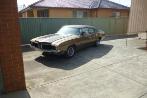 1970 Oldsmobile 442 Very Rare Original Coupe 455 Engine Number Matching CAR in VIC
