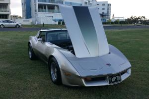 Chevrolet Corvette 1982 Collector Edition Complied TO ADR STDS Rego 8 2016 in QLD